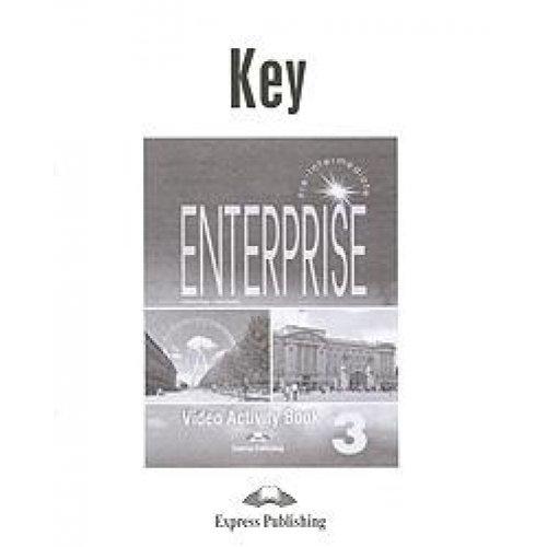 9781843259947: Enterprise 3 Pre-intermediate Video Activity Book Key