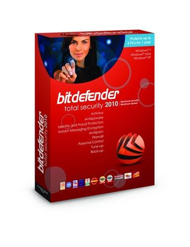 9781843264835: BitDefender Total Security 2010
