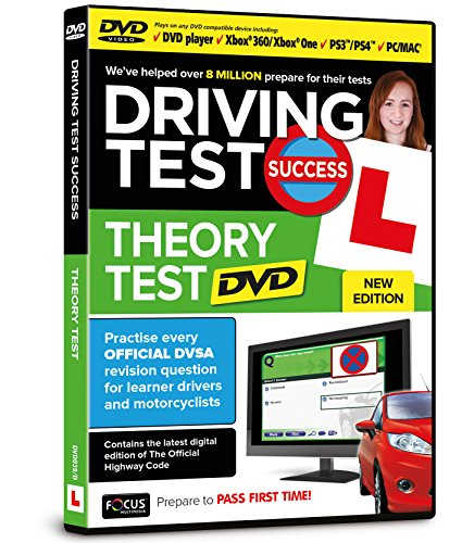 Driving Test Success Theory Test 2016: Focus Multimedia