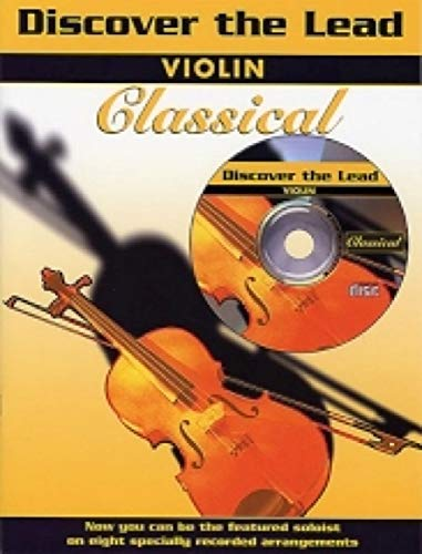 Discover the Lead Classical: Violin, Book & CD: Alfred Music