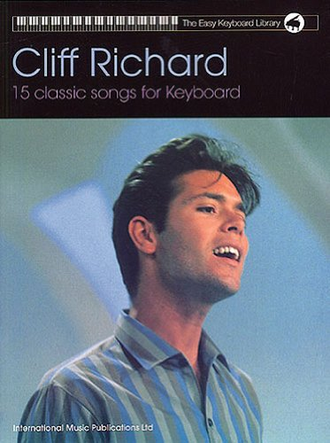 9781843280323: Cliff Richard (Easy Keyboard Library)