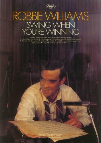 """9781843280354: """"Swing When You're Winning"""": (Piano/vocal/guitar)"""