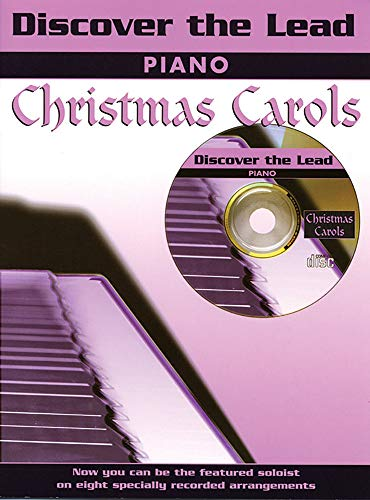 9781843280453: Christmas Carols: (Piano) (Discover the Lead)
