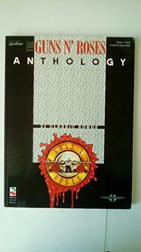 9781843280866: The Guns N' Roses Anthology Guitare
