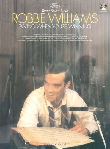 9781843281344: Swing When You're Winning: Tenor Sax (Book & CD)
