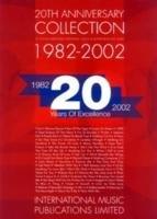 IMP 20th Anniversary 1982-2002: (Piano/vocal/guitar): Divers Auteurs