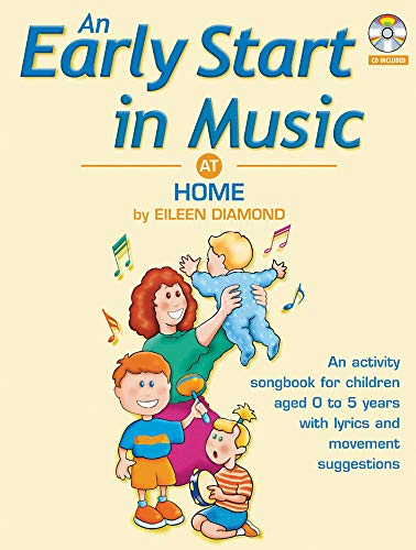 9781843281467: An Early Start in Music at Home: Book & CD