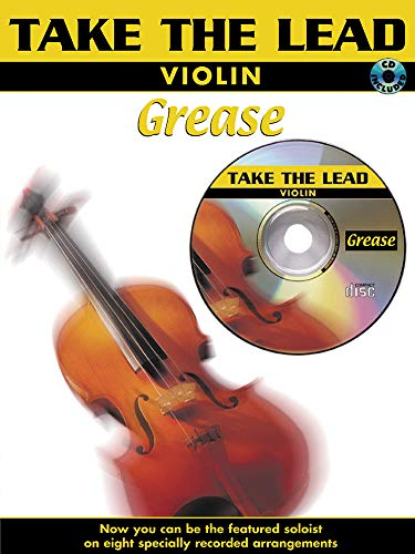 "9781843281559: Take the Lead ""Grease"": Violin (Take the Lead)"