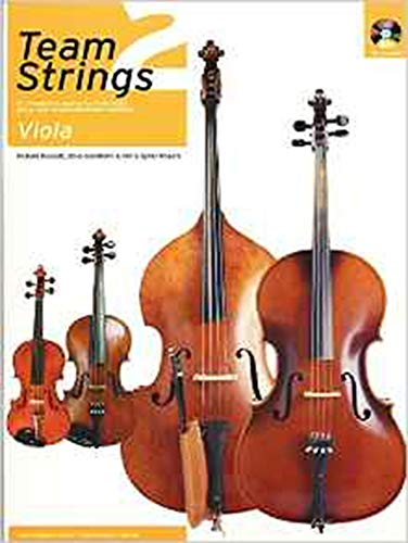 9781843282198: Team Strings 2: Viola: An Integrated Course for Individual, Group and Mixed Instrument Teaching