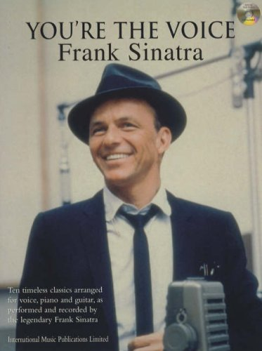 9781843282525: Frank Sinatra: (Piano/vocal/guitar) (You're the Voice)