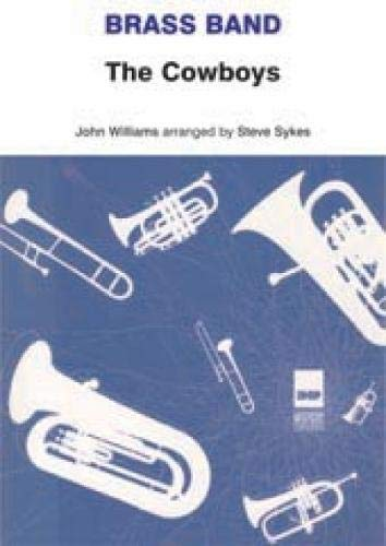 Cowboys Overture: (Brass Band Score and Parts) (Paperback)