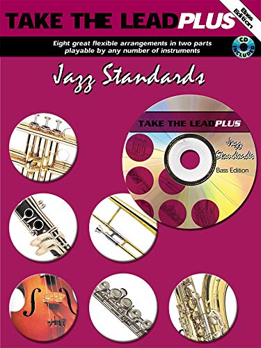 Jazz Standards: Bass Clef Instruments (Take the: Alfred Music