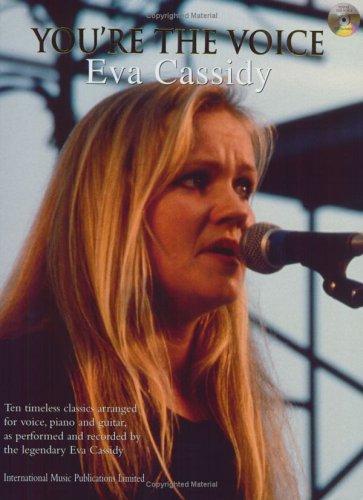 9781843283393: You're the Voice -- Eva Cassidy: Piano/Vocal/Guitar (Book & CD)
