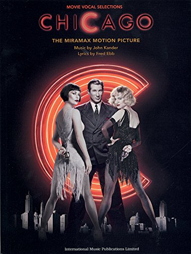 9781843283805: Chicago (Movie Vocal Selections): Piano/Vocal/Chords