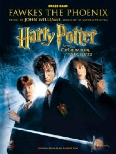 9781843284277: Harry Potter Fawkes the Phoenix: (Brass Band Score and Parts)