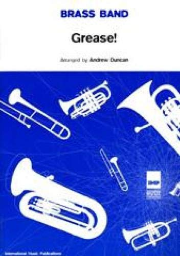 Grease!: (Brass Band) (score and Parts) (Paperback)