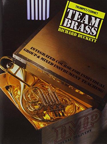 9781843284369: Team Brass: Trumpet, Cornet