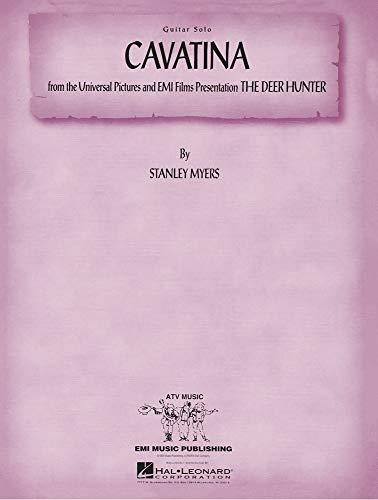 9781843284406: Stanley Myers: Cavatina (The Deer Hunter) - Guitar Solo