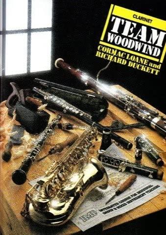9781843285526: Clarinet (Team Woodwind)