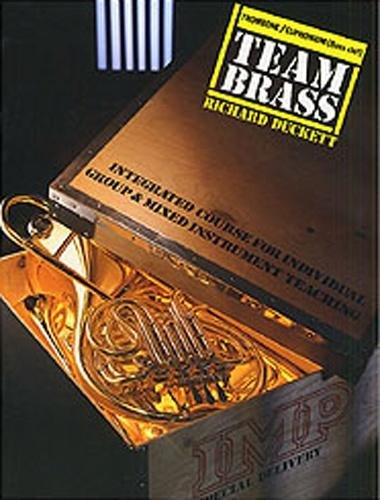 9781843286349: Trombone/Euphonium: (Bass Clef) (Team Brass)
