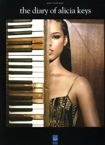 9781843286943: Alicia Keys: The Diary Of Alicia Keys: (Piano/vocal/guitar)