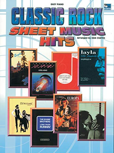 9781843287568: Classic Rock Sheet Music Hits