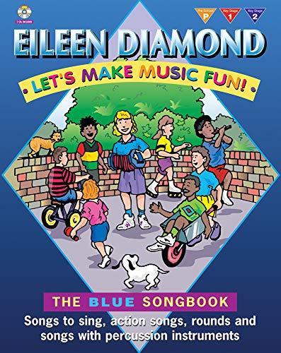 9781843287759: Let's Make Music Fun! Blue Book: Book & CD (Songbook)