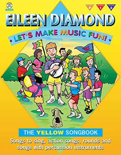 9781843287766: Let's Make Music Fun Yellow Book (Book & CD) (Songbook)
