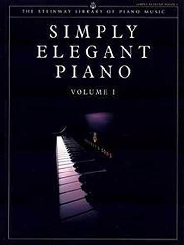 Steinway Library of Piano Music: Simply Elegant: Preston Keys/ Noreen
