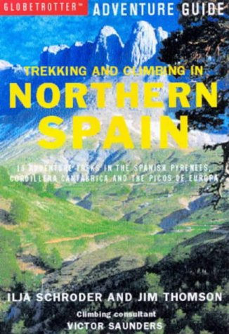 9781843300168: Trekking and Climbing in Northern Spain (Globetrotter Adventure Guide)