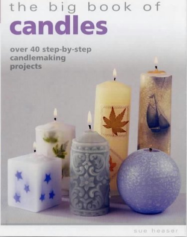 The Big Book of Candles: Sue Heaser