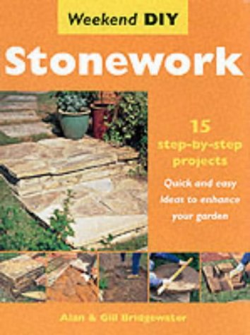 9781843300649: Stonework (Weekend DIY)