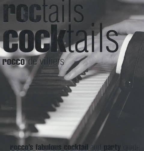 9781843301103: Roctails, Cocktails