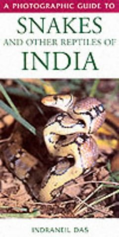 9781843301257: A Photographic Guide to Snakes and Other Reptiles of India (Photographic Guide)