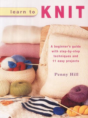 9781843303855: Learn to Knit