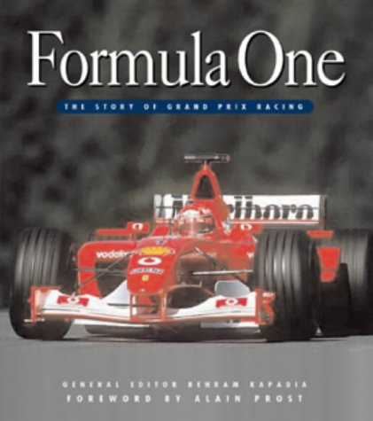 Formula One (Top): Behram Kapadia