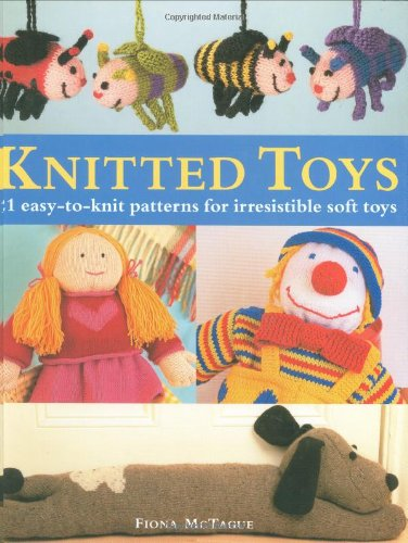 9781843305828: Knitted Toys