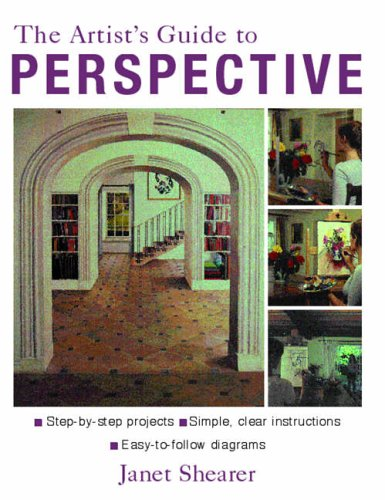 9781843306863: The Artist's Guide to Perspective
