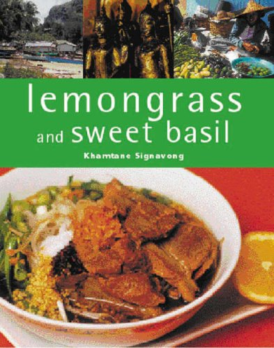 9781843307419: Lemongrass and Sweet Basil