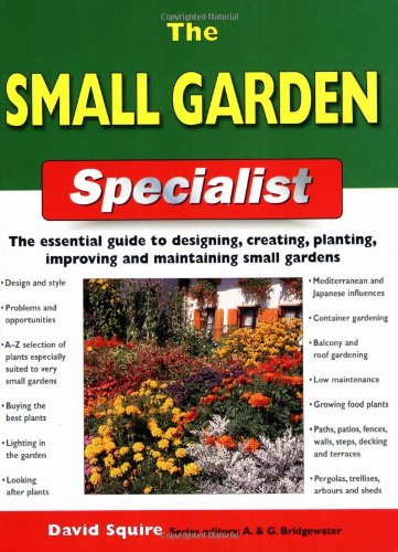 9781843307891: The Small Garden Specialist (Specialist Series)