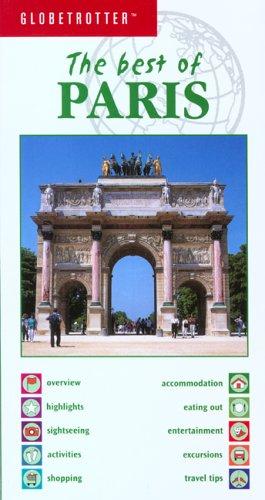 Best of Paris (Globetrotter Best of Series): Shales, Melissa