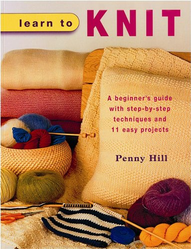 9781843308423: Learn to Knit
