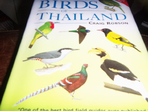 9781843308799: A Field Guide to the Birds of Thailand