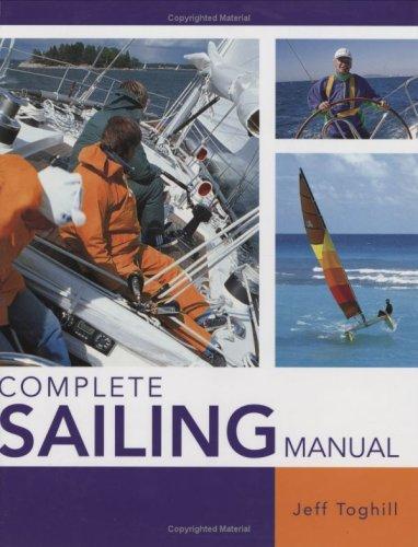 9781843308812: Complete Sailing Manual