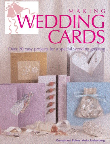 9781843309055: Making Wedding Cards: Over 20 Easy Projects for a Special Wedding Greeting