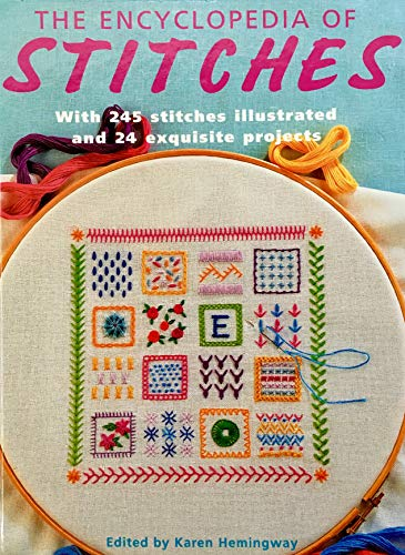 9781843309208: The Encyclopedia of Stitches
