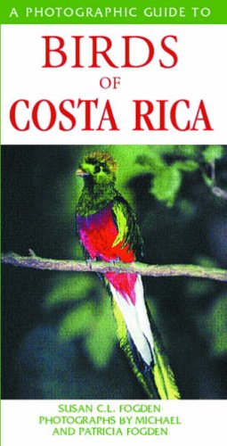 9781843309604: Birds of Costa Rica (Photographic Guide to...)