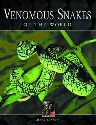 9781843309727: Venomous Snakes of the World