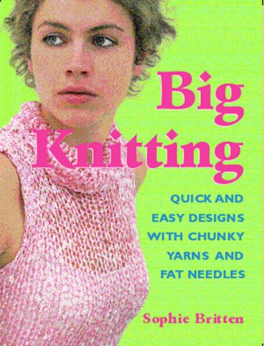 9781843309826: Big Knitting