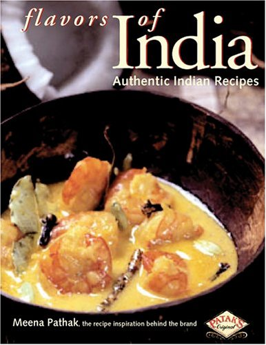 9781843309970: Flavors of India: Authentic Indian Recipes